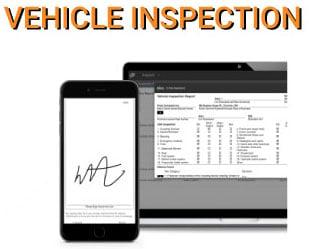BigRoad Inspect App, DVIR
